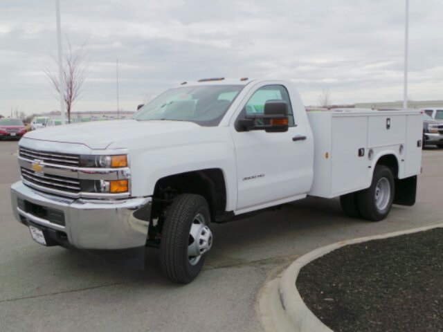 2017 Silverado 3500 Regular Cab DRW 4x2,  Knapheide Service Body #173191 - photo 31