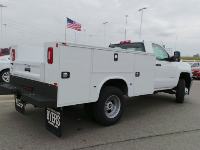 2017 Silverado 3500 Regular Cab DRW 4x2,  Knapheide Standard Service Body #173191 - photo 34