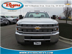 2017 Silverado 3500 Regular Cab DRW 4x2,  Knapheide Standard Service Body #173191 - photo 4