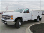 2017 Silverado 3500 Regular Cab DRW 4x2,  Knapheide Standard Service Body #173191 - photo 31