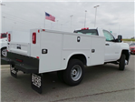 2017 Silverado 3500 Regular Cab DRW 4x2,  Knapheide Standard Service Body #173191 - photo 2