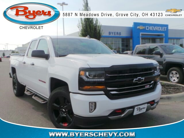 2018 Silverado 1500 Double Cab 4x4, Pickup #180176 - photo 3