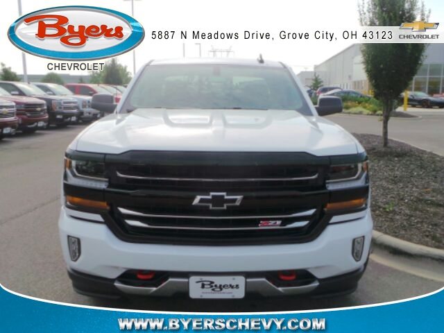 2018 Silverado 1500 Double Cab 4x4, Pickup #180176 - photo 4