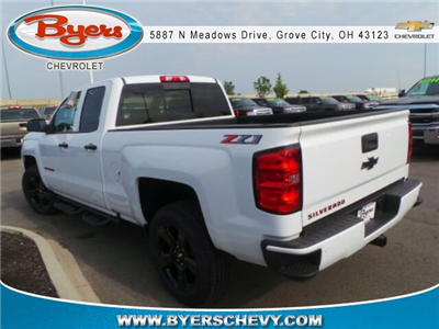 2018 Silverado 1500 Double Cab 4x4, Pickup #180176 - photo 2