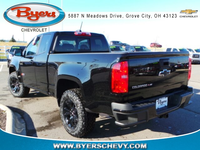 2018 Colorado Extended Cab 4x4,  Pickup #180386 - photo 2