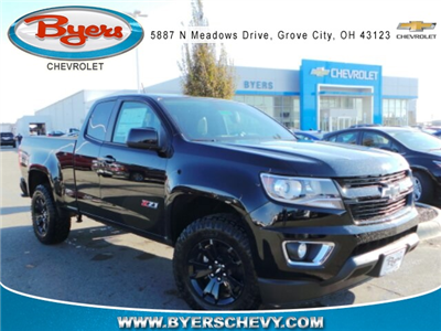 2018 Colorado Extended Cab 4x4,  Pickup #180386 - photo 3