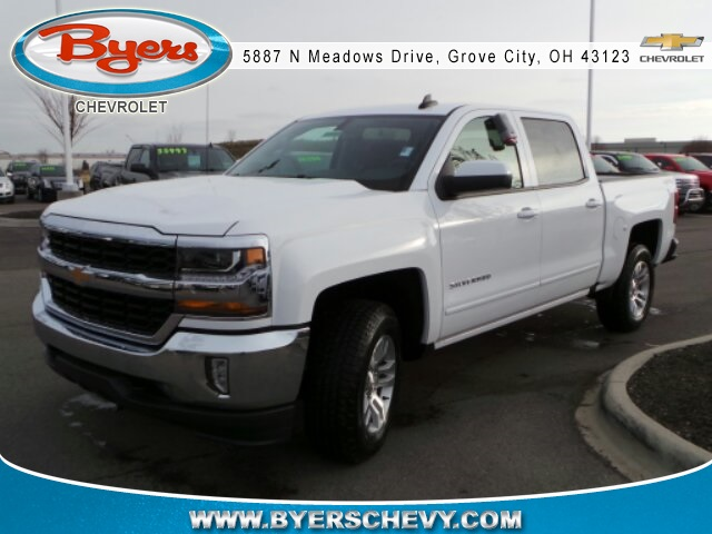2018 Silverado 1500 Crew Cab 4x4,  Pickup #180410 - photo 1