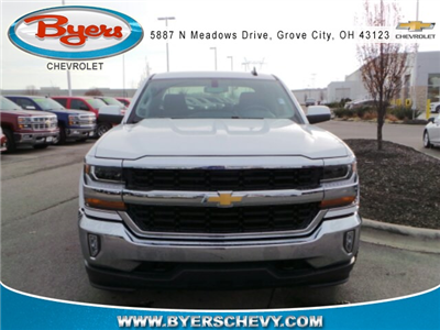 2018 Silverado 1500 Crew Cab 4x4,  Pickup #180410 - photo 4
