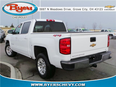 2018 Silverado 1500 Crew Cab 4x4,  Pickup #180410 - photo 2