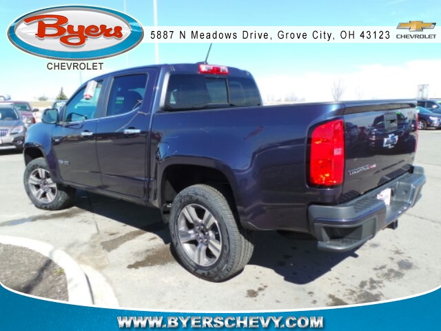 2018 Colorado Crew Cab 4x4,  Pickup #180591 - photo 2