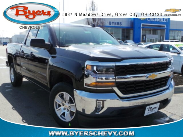 2018 Silverado 1500 Double Cab, Pickup #180649 - photo 3
