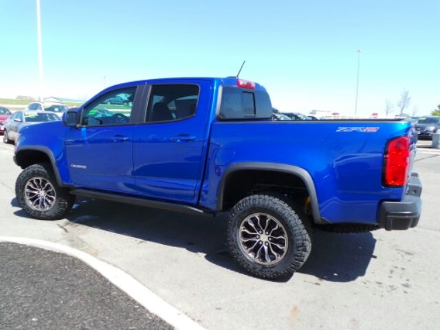 2018 Colorado Crew Cab 4x4,  Pickup #180665 - photo 8