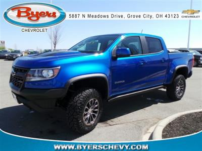 2018 Colorado Crew Cab 4x4,  Pickup #180665 - photo 4