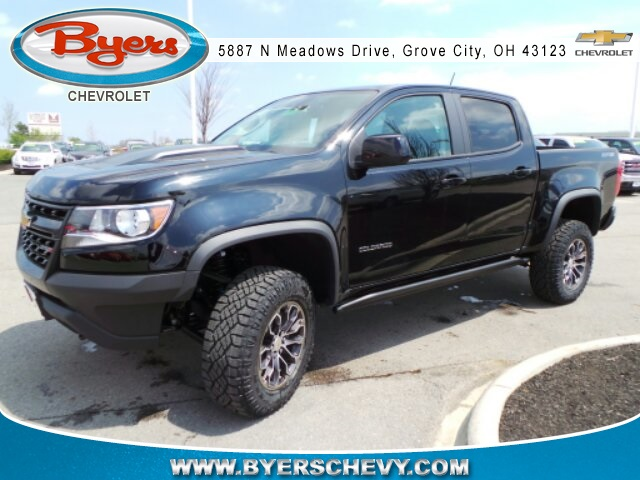 2018 Colorado Crew Cab 4x4,  Pickup #180672 - photo 4