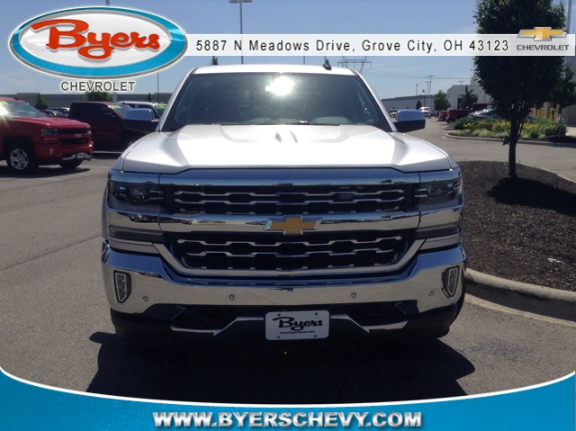 2018 Silverado 1500 Crew Cab 4x4,  Pickup #180741 - photo 4
