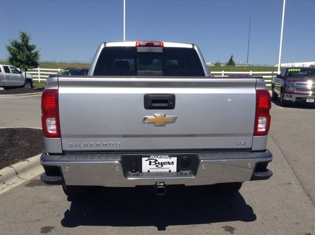 2018 Silverado 1500 Crew Cab 4x4,  Pickup #180741 - photo 5