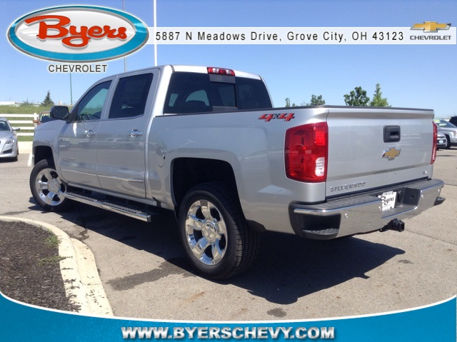 2018 Silverado 1500 Crew Cab 4x4,  Pickup #180741 - photo 2