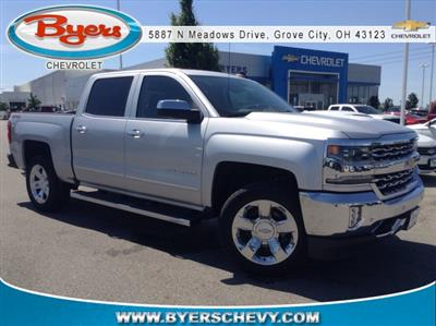 2018 Silverado 1500 Crew Cab 4x4,  Pickup #180741 - photo 3