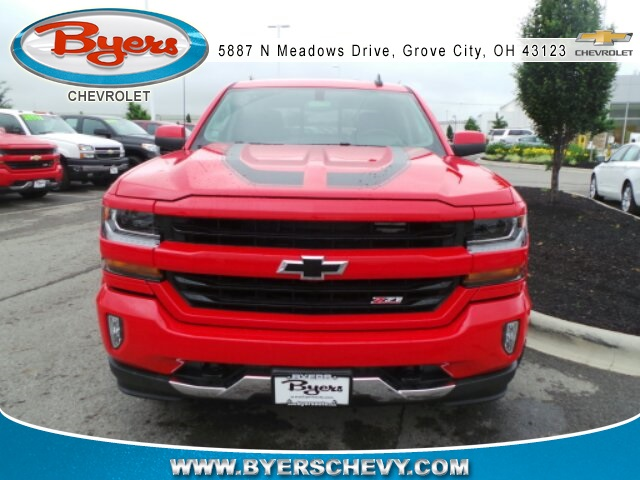 2018 Silverado 1500 Crew Cab 4x4,  Pickup #180795 - photo 3
