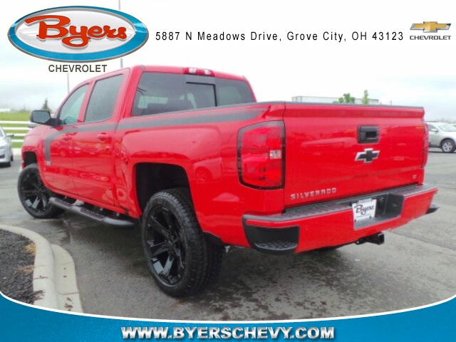 2018 Silverado 1500 Crew Cab 4x4,  Pickup #180795 - photo 5