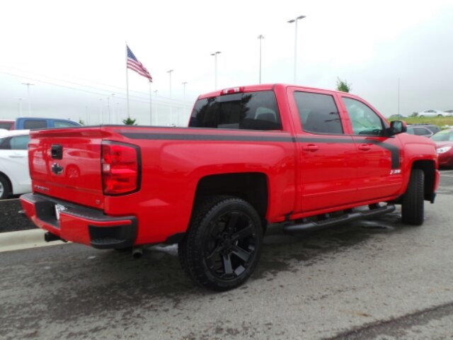 2018 Silverado 1500 Crew Cab 4x4,  Pickup #180795 - photo 2