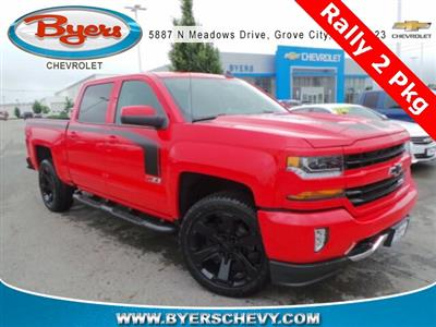 2018 Silverado 1500 Crew Cab 4x4,  Pickup #180795 - photo 1