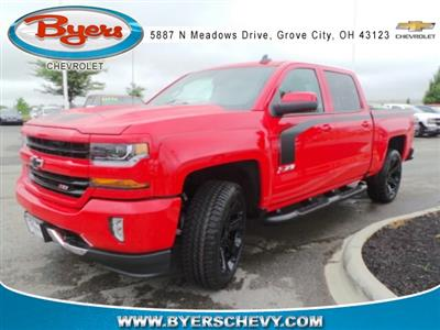 2018 Silverado 1500 Crew Cab 4x4,  Pickup #180795 - photo 4