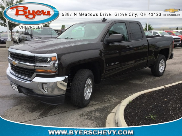 2018 Silverado 1500 Double Cab 4x2,  Pickup #180804 - photo 4
