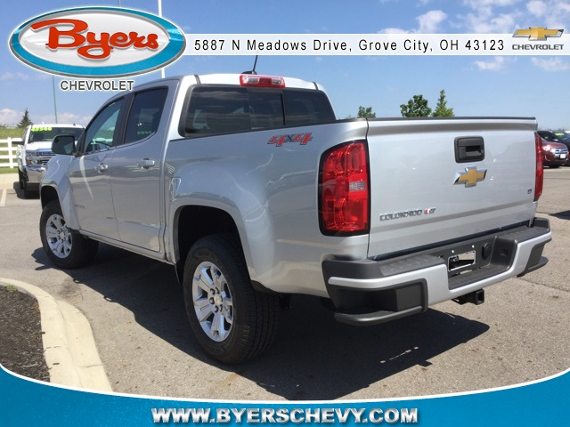 2018 Colorado Crew Cab 4x4,  Pickup #180850 - photo 2
