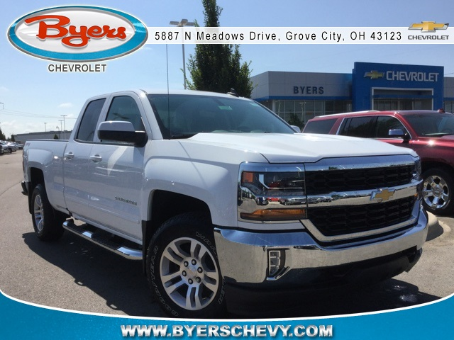 2018 Silverado 1500 Double Cab 4x4,  Pickup #180907 - photo 3