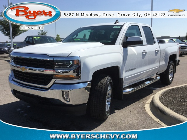 2018 Silverado 1500 Double Cab 4x4,  Pickup #180907 - photo 1