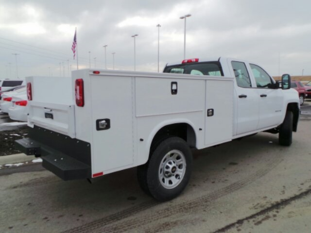 2018 Silverado 3500 Double Cab 4x4, Knapheide Service Body #183052 - photo 7