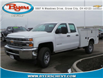 2018 Silverado 3500 Double Cab 4x4, Knapheide Service Body #183052 - photo 1