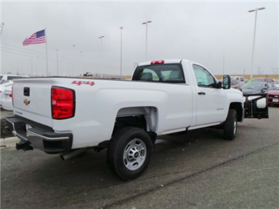 2018 Silverado 2500 Regular Cab 4x4,  Pickup #183054 - photo 6