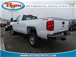 2018 Silverado 2500 Regular Cab 4x4,  Pickup #183054 - photo 1