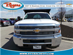 2018 Silverado 3500 Crew Cab DRW 4x4,  Crysteel E-Tipper Dump Body #183055 - photo 4
