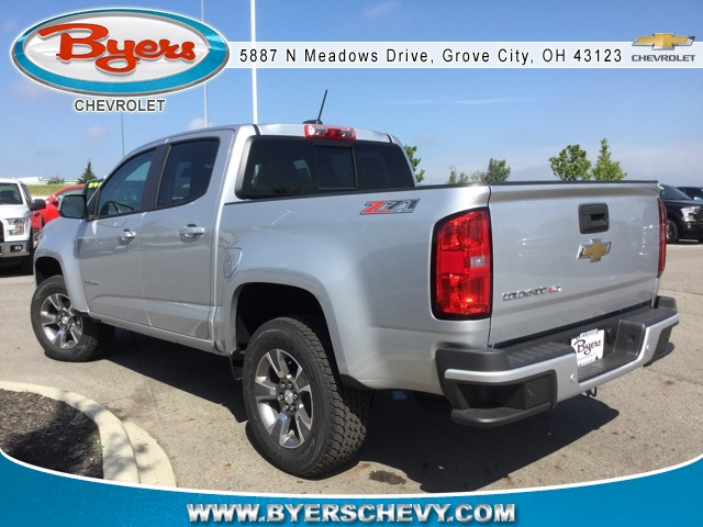 2019 Colorado Crew Cab 4x4,  Pickup #190075 - photo 2