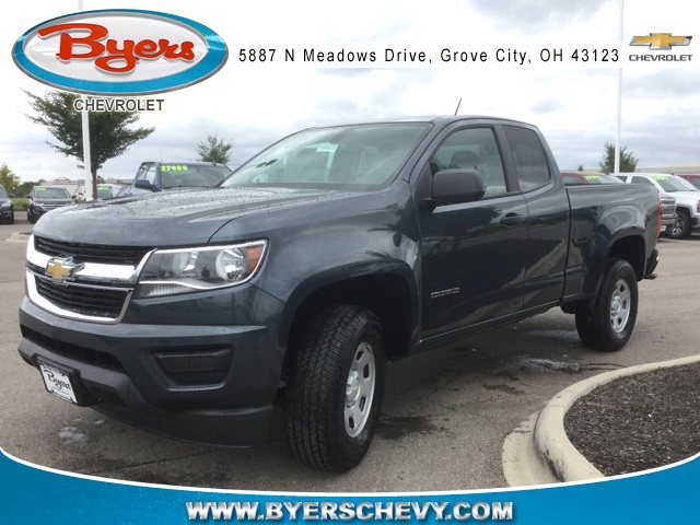 2019 Colorado Extended Cab 4x2,  Pickup #190079 - photo 1