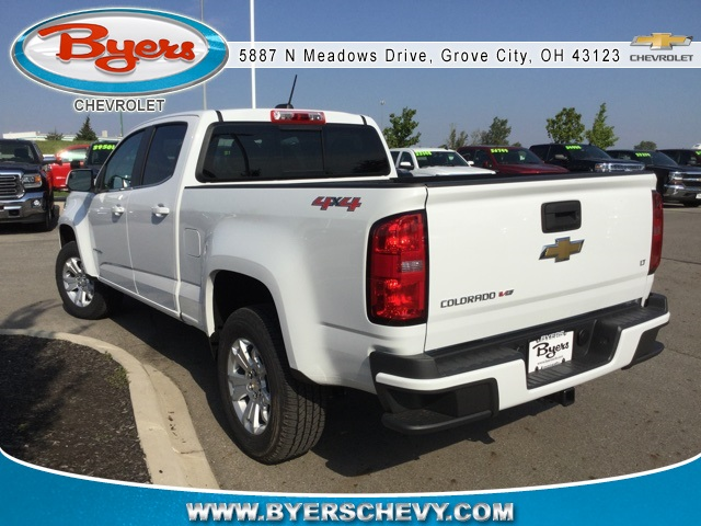 2019 Colorado Crew Cab 4x4,  Pickup #190081 - photo 5