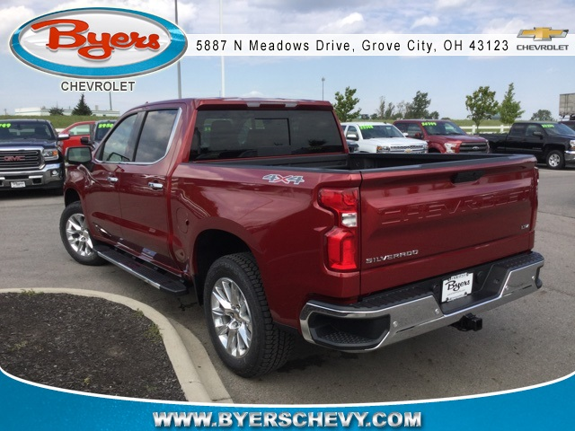 2019 Silverado 1500 Crew Cab 4x4,  Pickup #190098 - photo 5