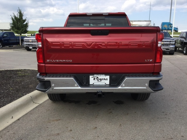2019 Silverado 1500 Crew Cab 4x4,  Pickup #190098 - photo 6
