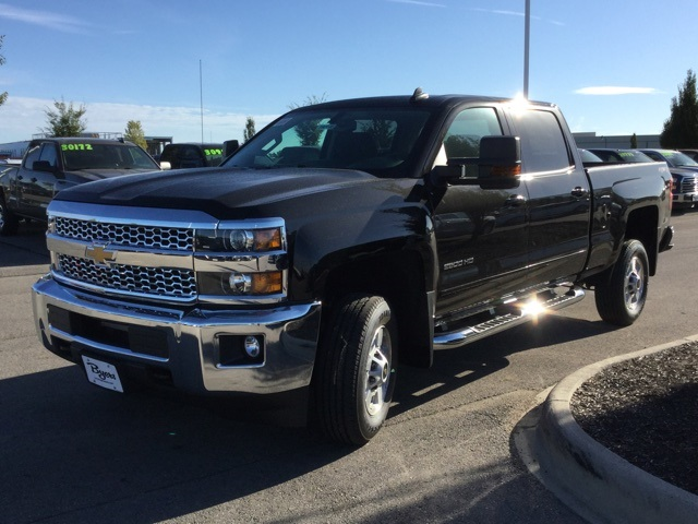 2019 Silverado 2500 Crew Cab 4x4,  Pickup #190146 - photo 36