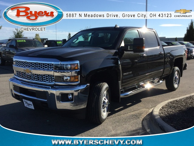 2019 Silverado 2500 Crew Cab 4x4,  Pickup #190146 - photo 1