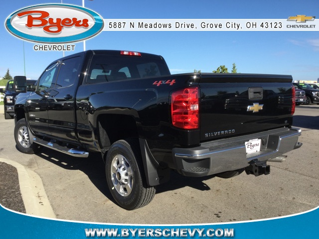 2019 Silverado 2500 Crew Cab 4x4,  Pickup #190146 - photo 2
