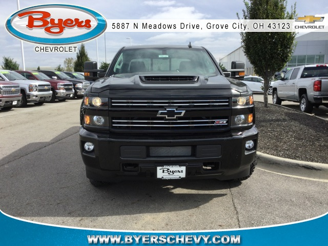 2019 Silverado 2500 Crew Cab 4x4,  Pickup #190147 - photo 4