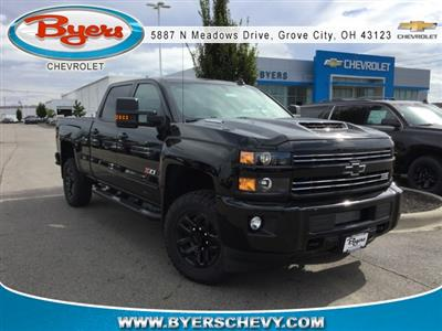 2019 Silverado 2500 Crew Cab 4x4,  Pickup #190147 - photo 3