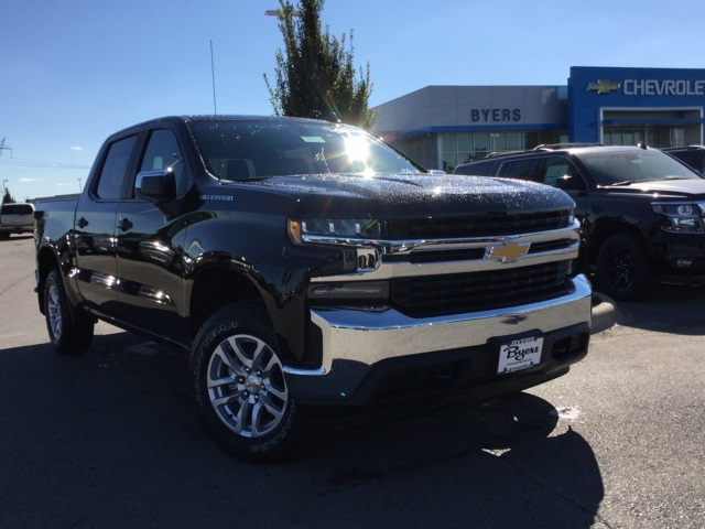2019 Silverado 1500 Crew Cab 4x4,  Pickup #190179 - photo 1