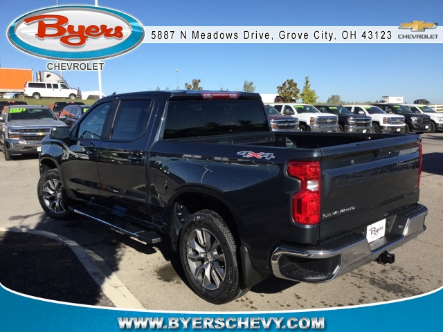 2019 Silverado 1500 Crew Cab 4x4,  Pickup #190180 - photo 1