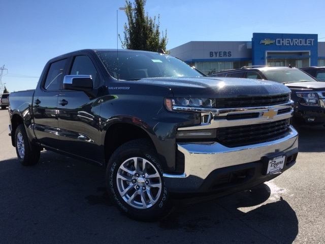 2019 Silverado 1500 Crew Cab 4x4,  Pickup #190182 - photo 1
