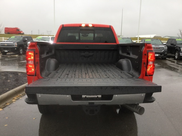 2019 Silverado 2500 Crew Cab 4x4,  Pickup #190215 - photo 9